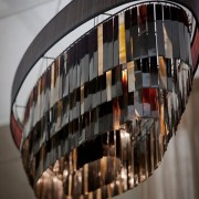 Oval Eclipse Chandelier
