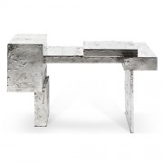 Pewter Console