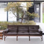 Low Back Sofa by BassamFellows