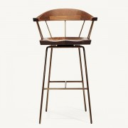 Spindle Bar Chair by BassamFellows
