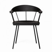 Spindle Side Chair by BassamFellows