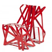 Red Ribbon Chair