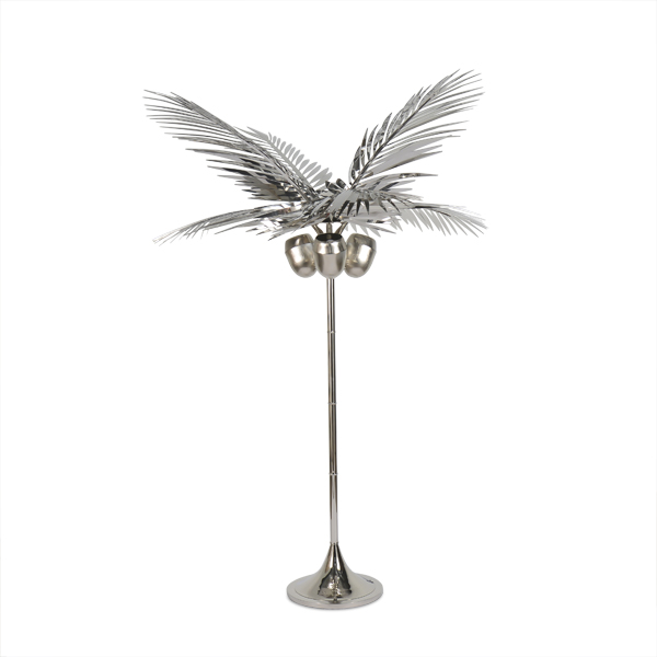 California king palm tree floor lamp by christopher kreiling aloadofball Image collections