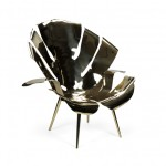 e Philodendron Leaf Lounge by Christopher Kreiling