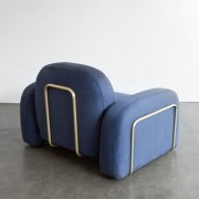 Pipeline Fa Armchair by Atelier D'Amis