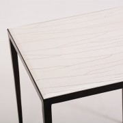 Linear Side Table by Elan Atelier