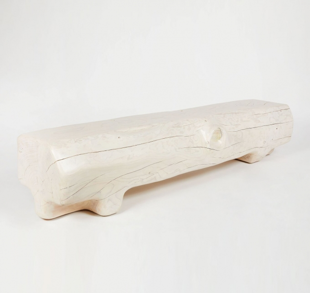 016 Sculptural Bench by Casey McCafferty