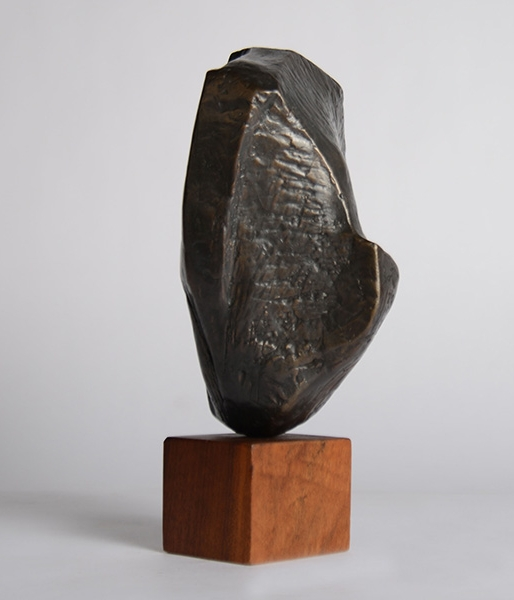 Meditative Head I by Peter Boiger