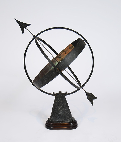 Astrological Sundial by Lars Ramzell