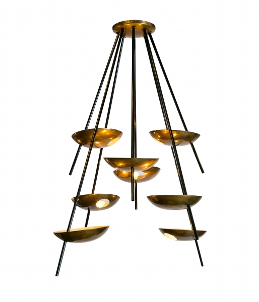 Starburst Chandelier by Stilnovo