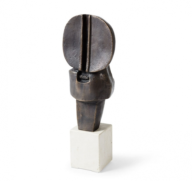 Ceremonial Head II by Peter Boiger