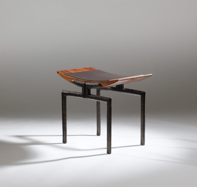 Afrikan Stool by Magni Home Collection