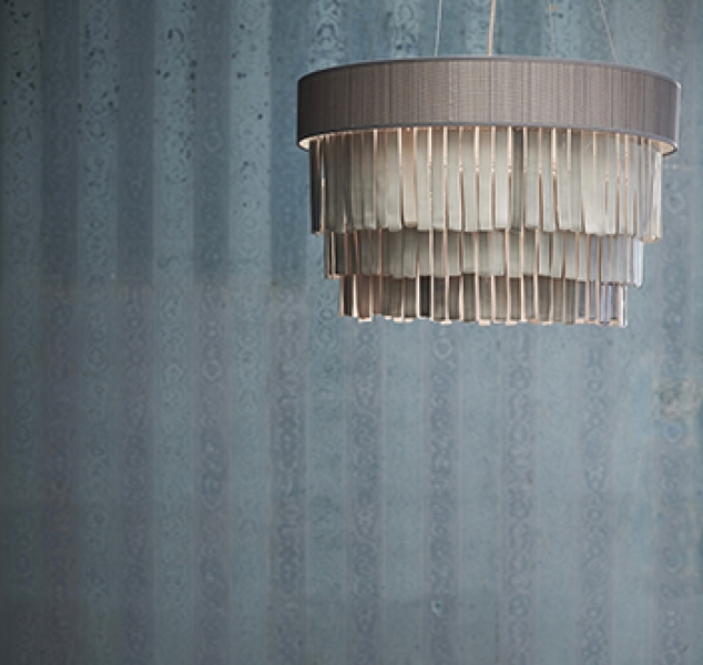 Aquarelles Chandelier by Ochre