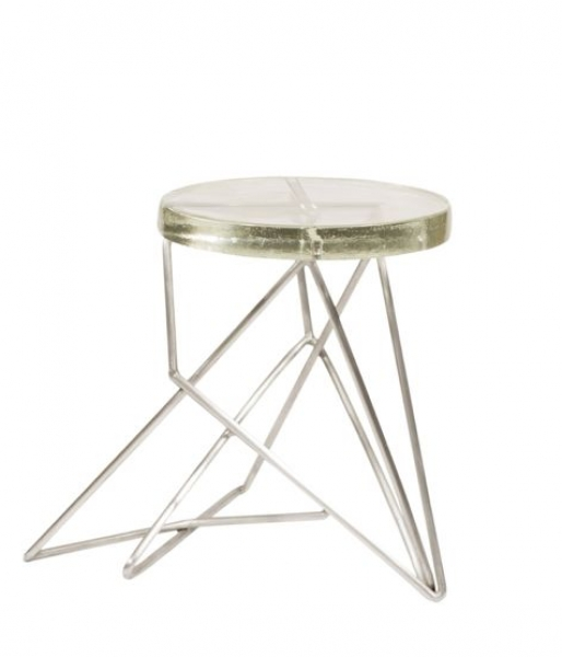 Architect's Stool by John Liston, Aluminum