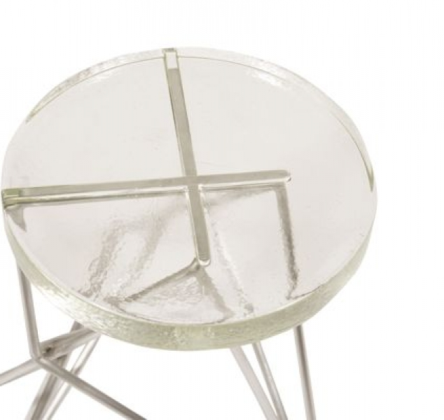 Architect's Stool: Aluminum