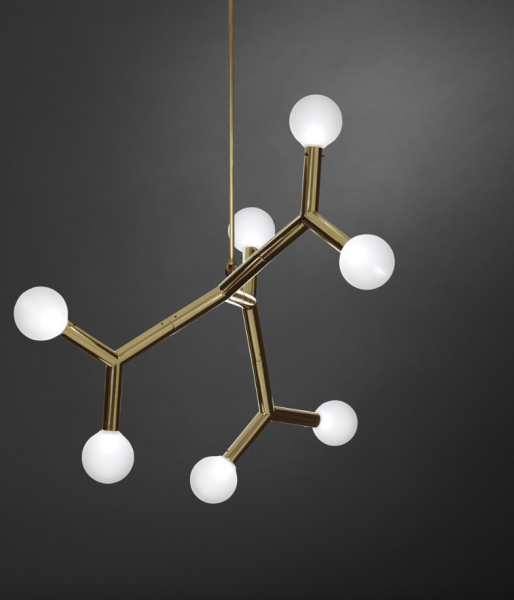 BCAA – Round Lamp Pendant by Christopher Boots
