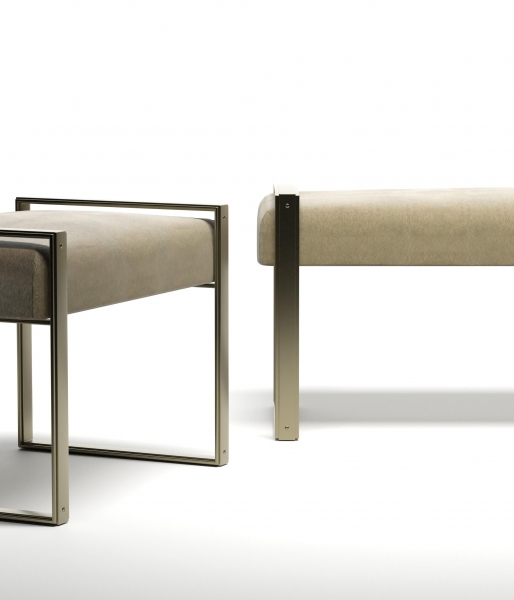 Bagagli Stool by Magni Home Collection