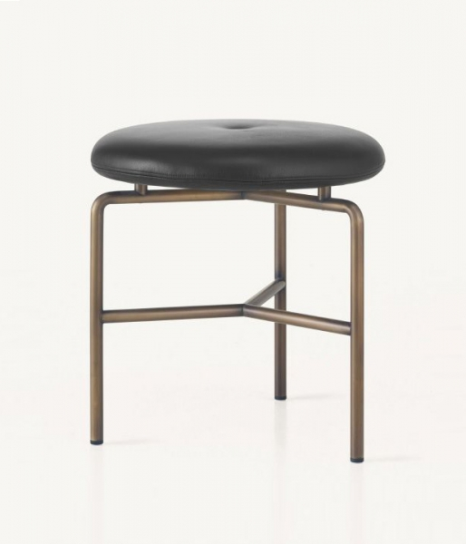 Circular Stool by BassamFellows