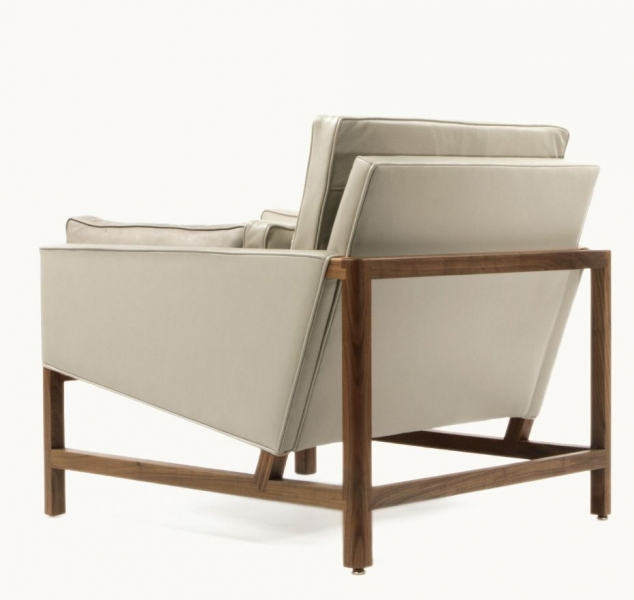 CB-50 Low Back Lounge Chair by BassamFellows
