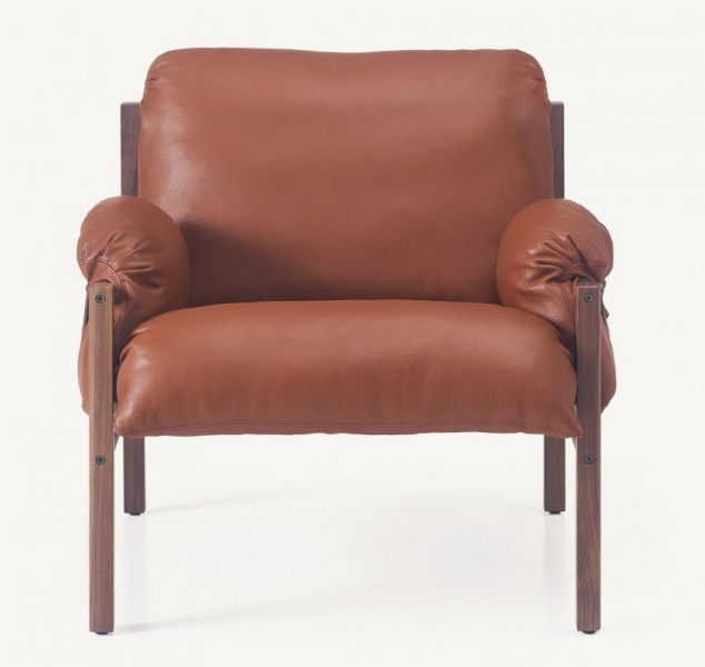CB-570 Sling Club Chair by BassamFellows