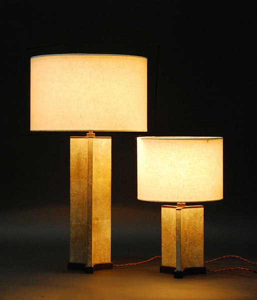 Bruno Lamps by Elan Atelier