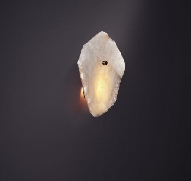 Petra I – Mono Sconce by Christopher Boots