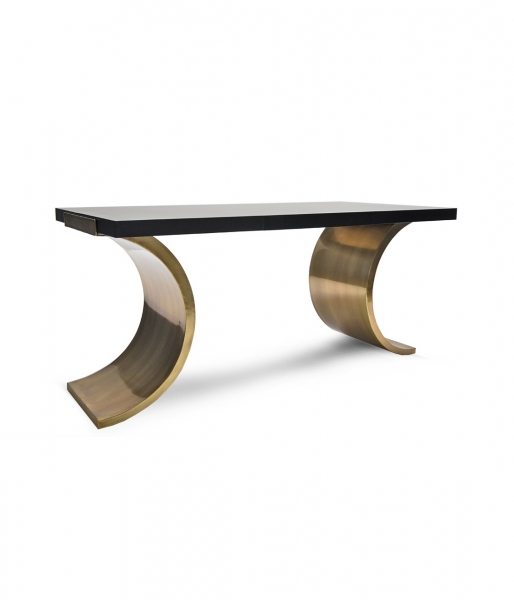 CC Brass Desk