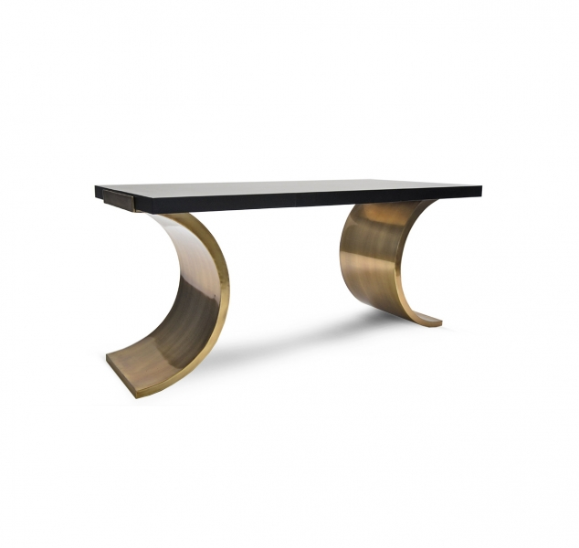 CC Brass Desk by Scala Luxury