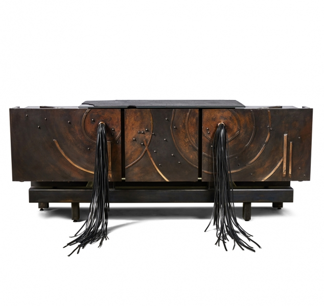Armor Sideboard by Chuck Moffit