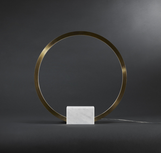 Portal – Table Lamp by Christopher Boots