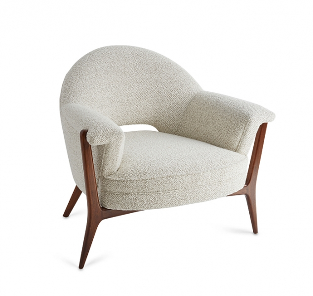 Cloven Armchair by Coup Studio