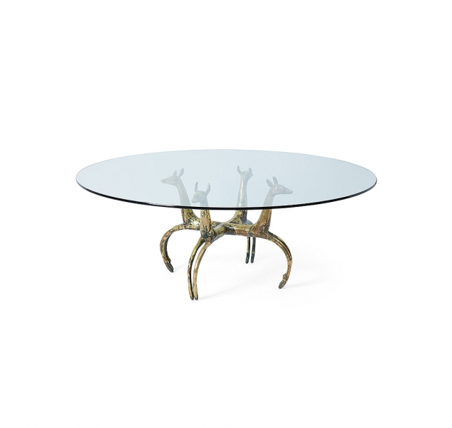 Rateau Cocktail Table