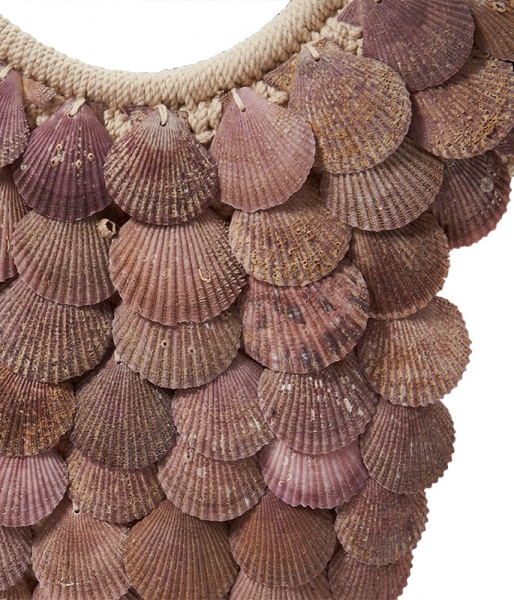 Danau Shell Necklace (Medium) – Natural