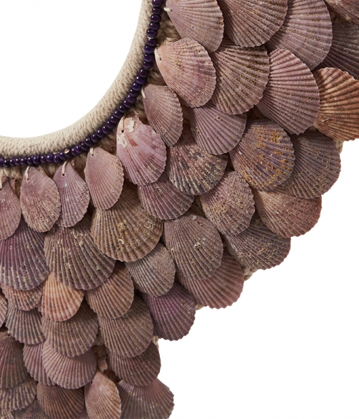 Danau Shell Necklace (Large) – Natural
