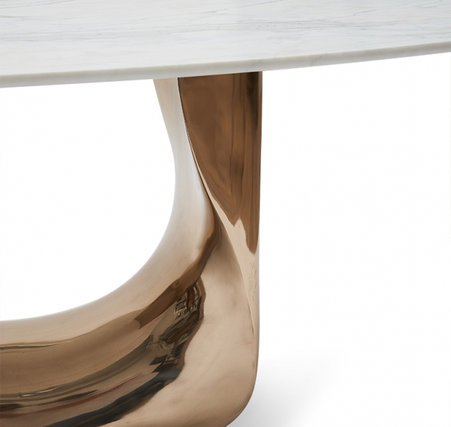 Maverick Dining Table by COUP STUDIO