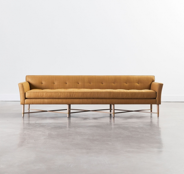 Solitaire Sofa by COUP STUDIO