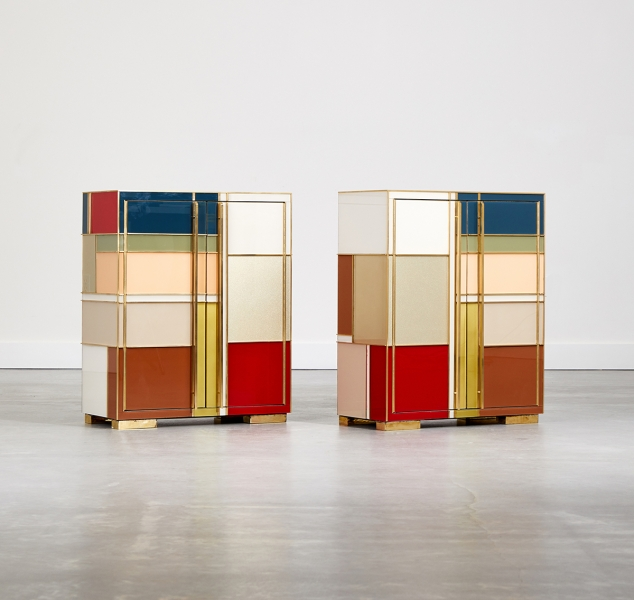 Pair of Ceppo Cabinets