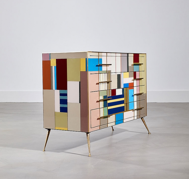 Marinaio Chest of Drawers