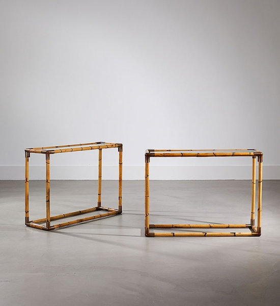 Pair of Nocca Console Tables