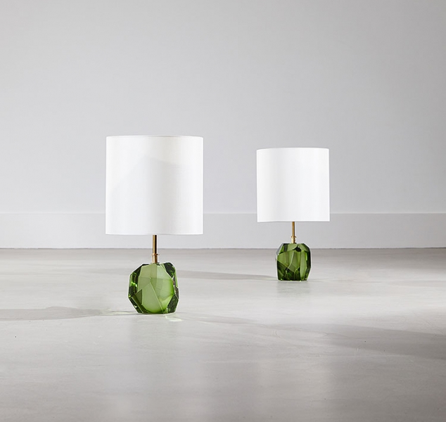 Pair of Tormalina Table Lamps