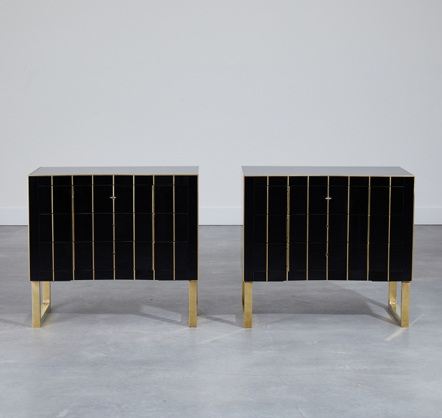 Pair of Scuro Commodes