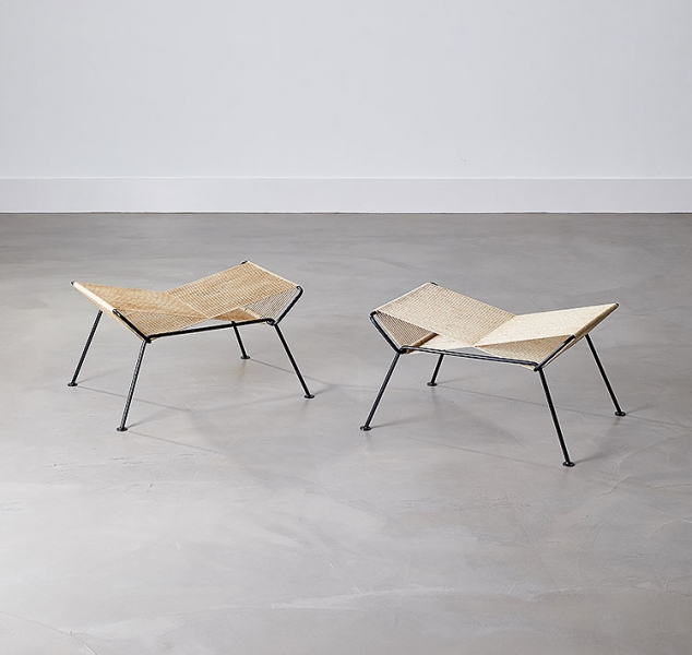 Pair of Stringa Benches