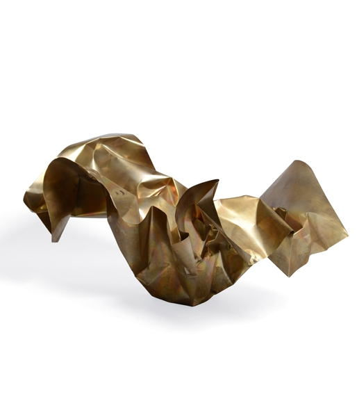 Paper 4 Bowl – Brass by Gentner