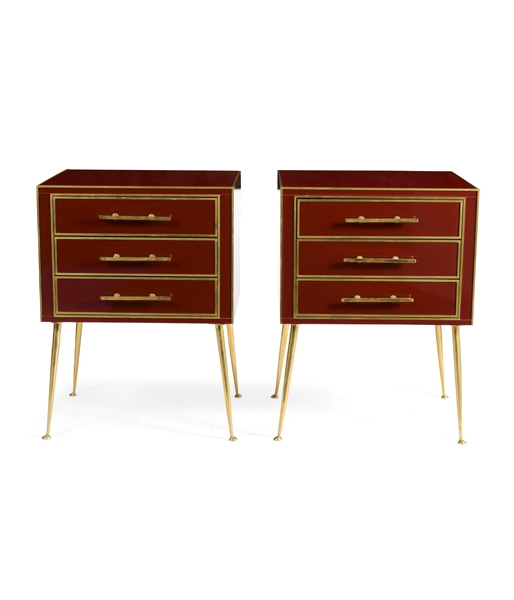 Pair of Rossetto Chests