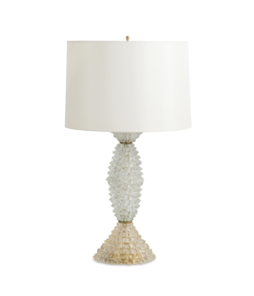 Crepitio Table Lamp by Ercole Barovier