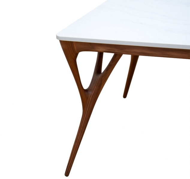Nadia Dining Table by Agrippa