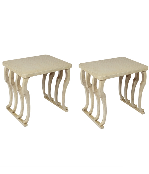 Pair of Kyoto Side Tables