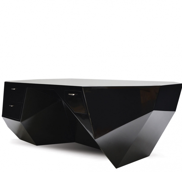 Diabolo Desk by Scala Luxury