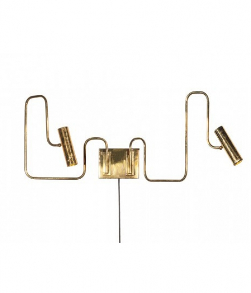 Pivot Double Sconce