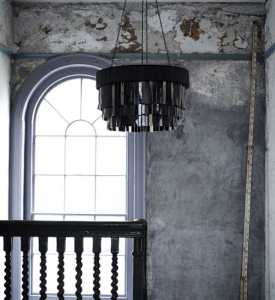 Eclipse Chandelier Round 60cm by Ochre